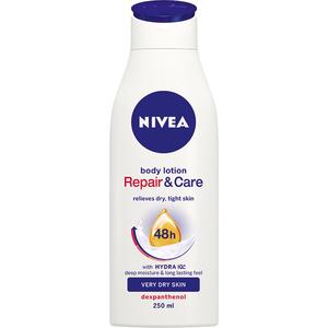 Lotiune de corp NIVEA Repair & Care, 250ml