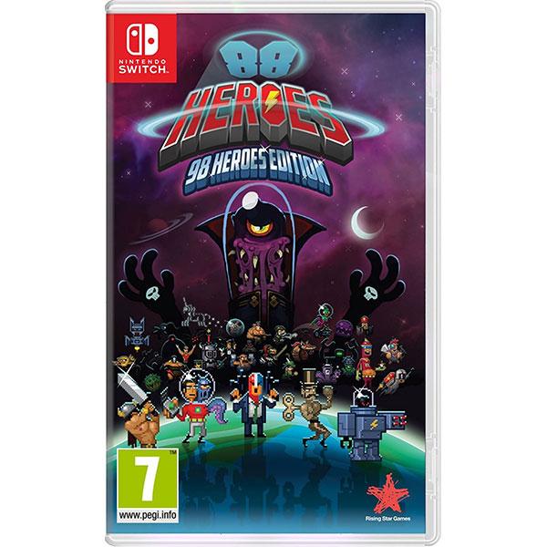 88 Heroes (98 Heroes Edition)  - Nintendo Switch