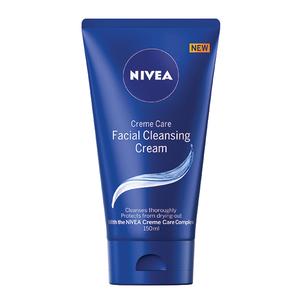 Crema pentru curatare faciala NIVEA Creme Care, 150ml