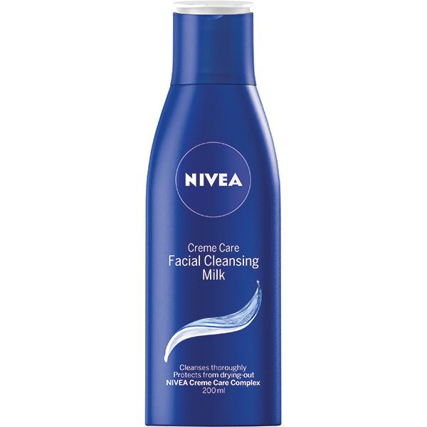 Lapte demachiant NIVEA Creme Care, 200ml