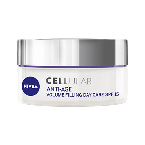 Crema antirid de zi NIVEA Cellular Volume Filling, 50ml