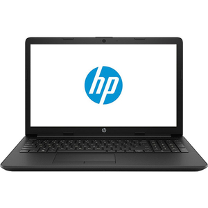 "Laptop HP 15-da1008nq, Intel Core i5-8265U pana la 3.9 GHz, 15.6"" Full HD, 8GB, SSD 512GB, Intel UHD Graphics 620, Free Dos, negru"