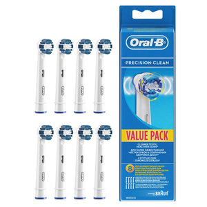 Rezerve periuta de dinti electrica ORAL-B Precision Clean EB20 PC, 8buc