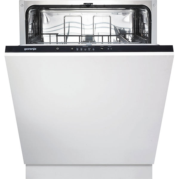 Masina de spalat vase incorporabila GORENJE GV62010, 12 seturi, 5 programe, 60 cm, clasa A++