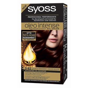 Vopsea de par SYOSS Color Oleo, 3-82 Mahon Delicat, 115ml