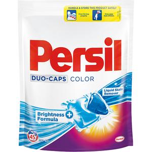 Detergent capsule PERSIL Duo Color, 45 capsule