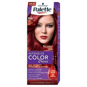 Vopsea de par PALETTE Intensive Color Creme, RI6 Rosu Pasional, 110ml