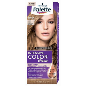 Vopsea de par PALETTE Intensive Color Creme, BW10 Blond Pudra, 110ml