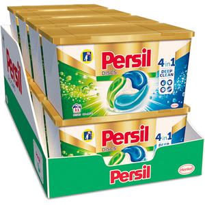 Detergent capsule PERSIL Discs Universal Box, 8 x 11 spalari