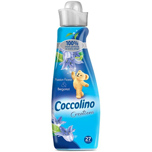 Balsam de rufe COCCOLINO Creations Passion Blue, 950ml, 27 spalari