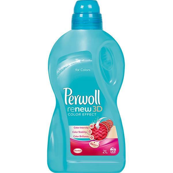Detergent lichid PERWOLL Brilliant Color, 2l