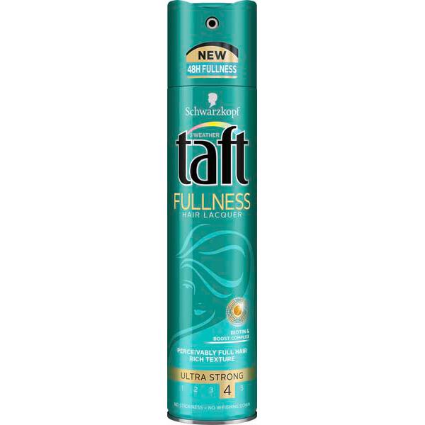 Spray fixativ TAFT Fulness, 250ml