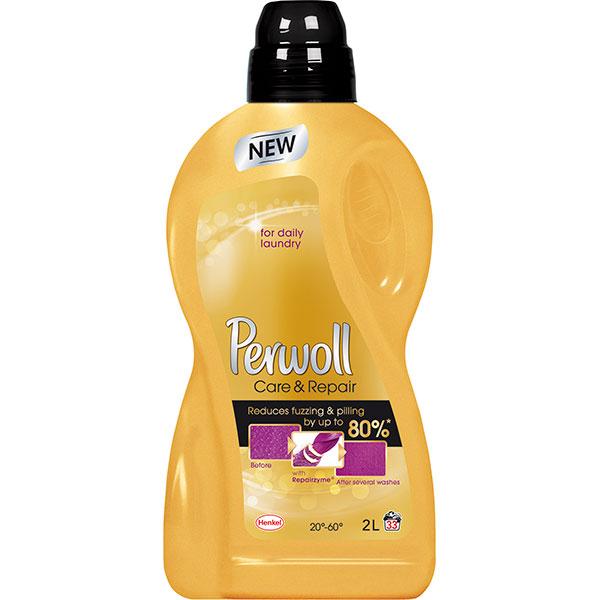 Detergent lichid PERWOLL Gold Care & Repair, 2l