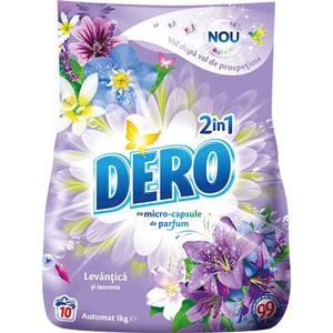 Detergent automat DERO 2 in 1 Levantica, 1kg