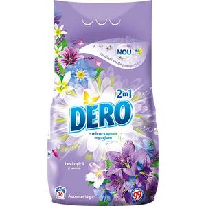 Detergent automat Dero 2 in 1 Levantica, 3kg, 30 spalari