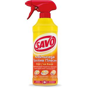 Spray antimucegai pentru baie SAVO, 500ml