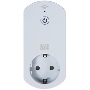 Adaptor Smart Wi-Fi BACHMANN 919.023, 230V, alb