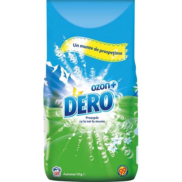 Detergent automat DERO Ozon Roua Muntelui, 12kg, 120 spalari