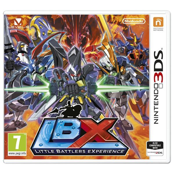 LBX: Little Battlers Experience 3DS