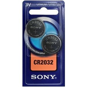 Baterie alcalina SONY CR2032B2A, 2 buc