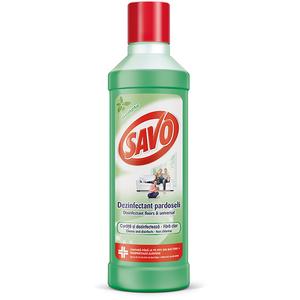 Detergent dezinfectant pentru pardoseli SAVO Eucalyptus, 1l