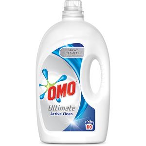 Detergent lichid OMO Ultimate, 4.2l, 60 spalari