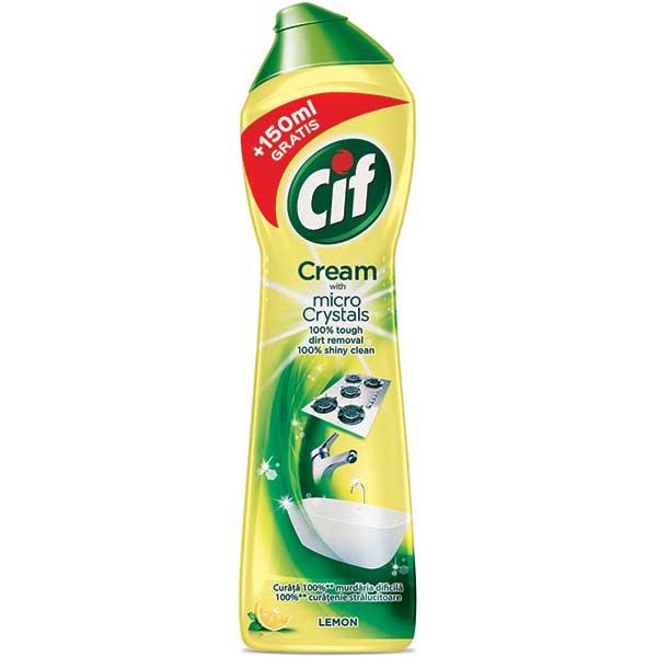 CIF Crema Lemon, 650ml