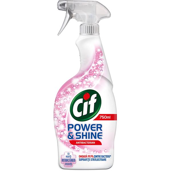 CIF Spray Antibacterian, 750ml
