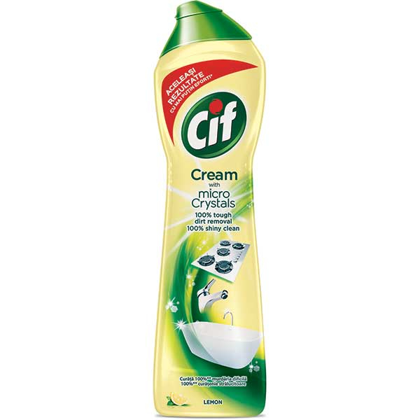 CIF Crema Lemon, 700ml