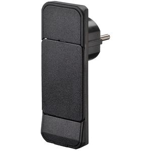 Stecher Smart BACHMANN 933.008, 1 priza, negru