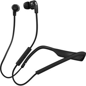 Casti SKULLCANDY Smokin'Buds 2 S2PGHW-174, microfon, in ear, wireless, negru