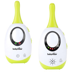 Interfon BABYMOOV Simply Care New Generation A014010, alb