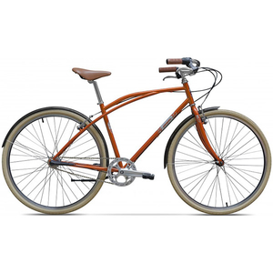"Bicicleta de oras PEGAS Bizniss 28"" 33, Orange"