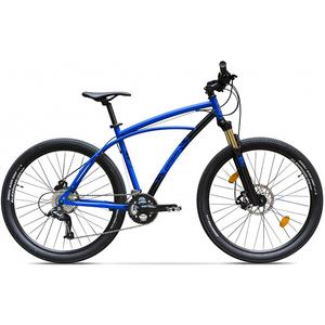 Bicicleta Mountain Bike PEGAS Drumet 24S, Blue-Black