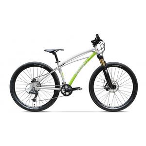 Bicicleta Mountain Bike PEGAS Drumet 24S, White-Green