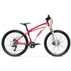 Bicicleta Mountain Bike PEGAS Drumet 24S, Pink-White