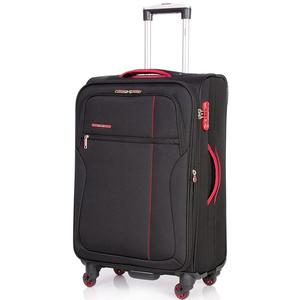 Troler LAMONZA Ultralight A12954, 67cm, negru-rosu