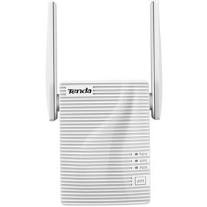 Wireless Range Extender TENDA A18 AC1200, 300 + 867 Mbps, alb