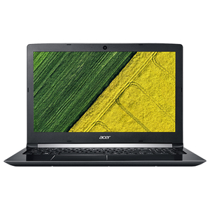 "Laptop ACER Aspire 5 A515-51G-30TP, Intel® Core™ i3-8130U pana la 3.4GHz, 15.6"" Full HD, 4GB, 1TB, NVIDIA GeForce MX130 2GB, Linux, Black"