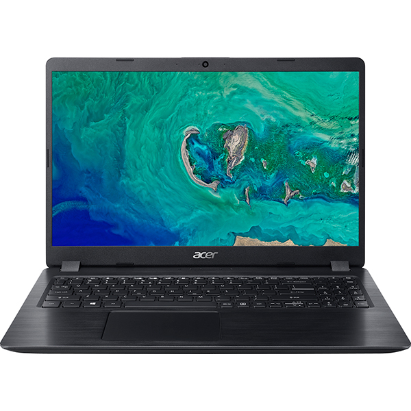 "Laptop ACER Aspire 5 A515-52-52G5, Intel® Core™ i3-8145U pana la 3.9GHz, 15.6"" Full HD, 8GB, SSD 256GB, Intel® UHD Graphics 620, Linux, Black"