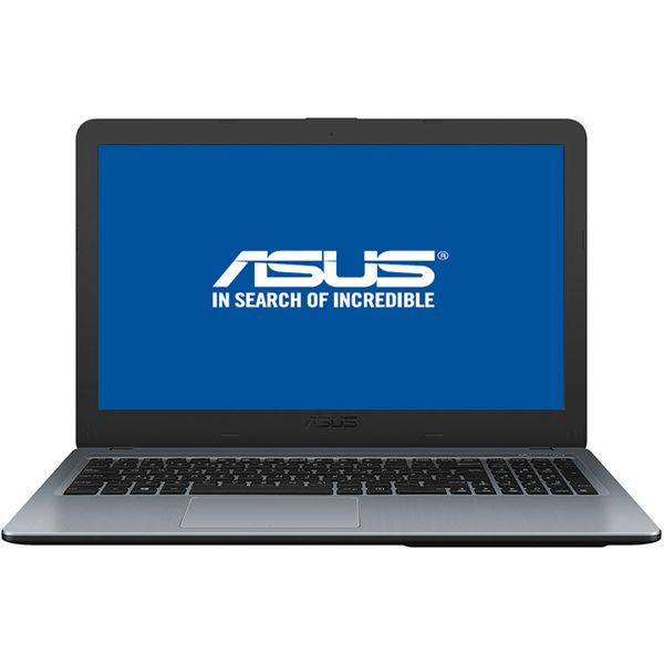 "Laptop ASUS A540UB-DM859, Intel® Core™ i3-7020U 2.3GHz, 15.6"" Full HD, 4GB, 1TB, NVIDIA GeForce MX110 2GB, Endless, argintiu"
