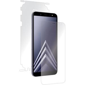 Folie protectie pentru Samsung Galaxy A6 (2018), SMART PROTECTION, fullbody, polimer, transparent