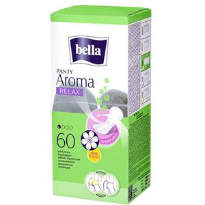 Absorbante de zi BELLA Panty Aroma Relax, 60 buc