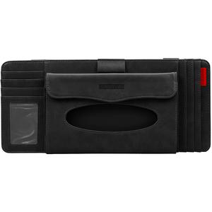 Organizator auto multifunctional PROMATE CarCaddy, negru