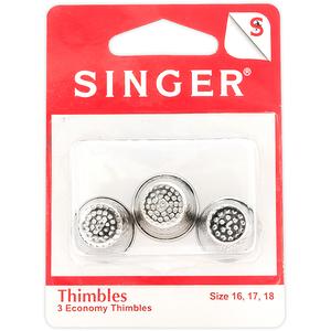 Set degetare SINGER SG222A, 3 buc