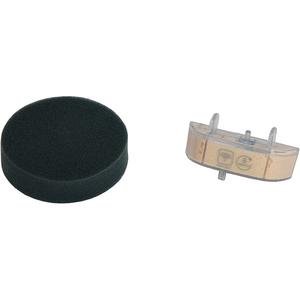 Kit ROWENTA ZR850001: 4 cartuse anti-calcare + 1 filtru de spuma