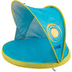 Spatiu pentru plaja acoperit LUDI LUD2201, 0 luni+, albastru-galben
