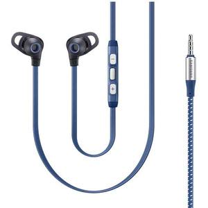 Casti SAMSUNG EO-IA510, Cu Fir, In-Ear, Microfon, albastru