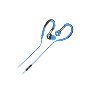 Casti PROMATE Natty, Cu Fir, In-ear, Microfon, albastru