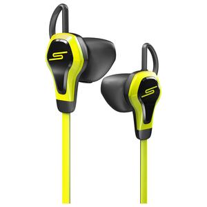 Casti sport SMS Audio Biosport, microfon, Yellow